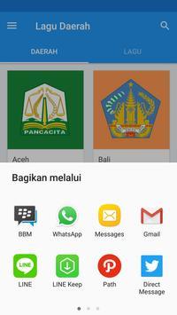 Lagu Daerah Indonesia screenshot 5