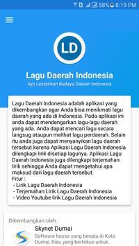 Lagu Daerah Indonesia screenshot 6