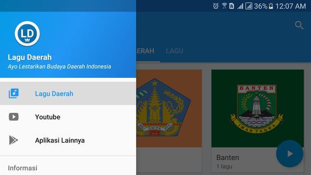 Lagu Daerah Indonesia screenshot 7