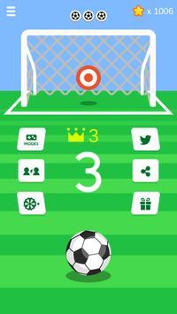 Soccer Free Kicks screenshot 1