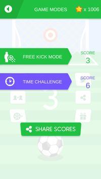 Soccer Free Kicks screenshot 2