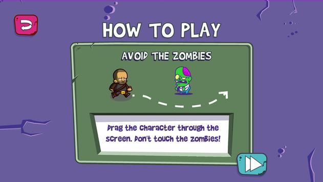 Zombies Escape screenshot 1