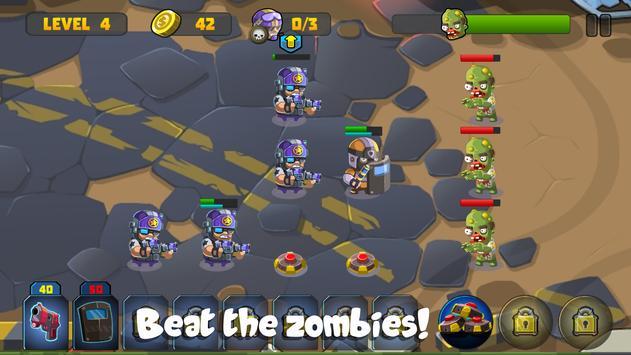 Zombie Town apk screenshot