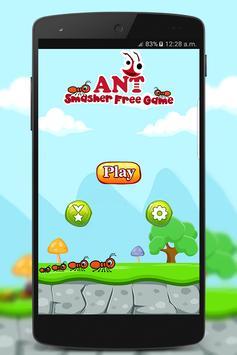 Ant Smasher Free Game apk screenshot