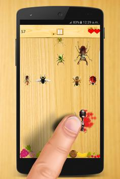 Ant Smasher Free Game apk screenshot