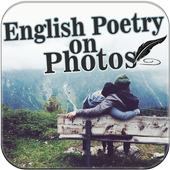 English Poetry On Photo icon