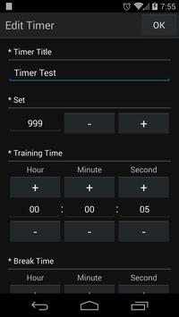 Training Tools apk screenshot
