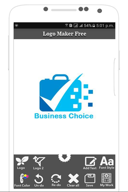 Logo Maker Free Apk Download Free Art Design App For