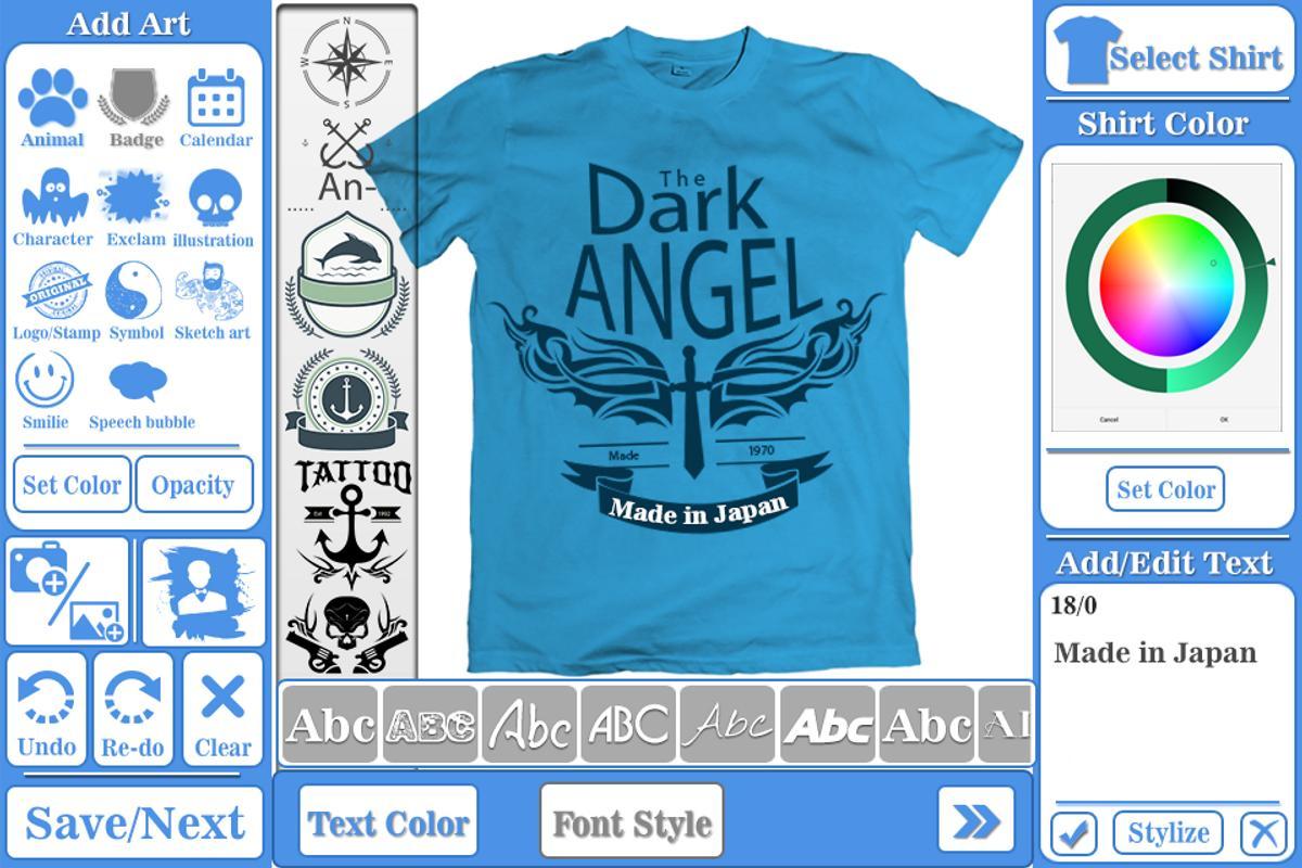 T Shirt Design Maker Apk Download Free Photography App