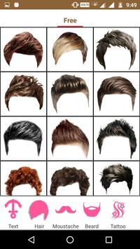 Boys Hairstyle Photo Editor APK Download - Free Photography APP for ...