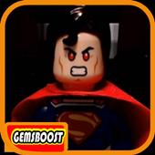 Gemsboost Of Lego Human Heroes icon