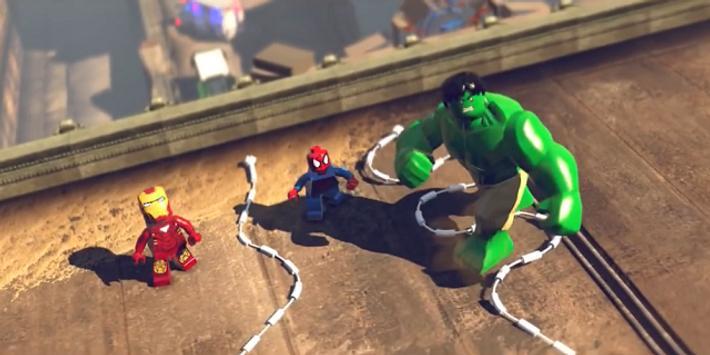 Gemsboost Of Lego Human Heroes apk screenshot