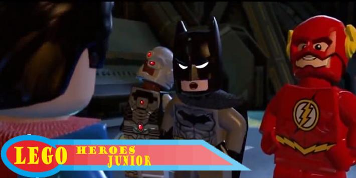 Gemstreak@ LEGO Super Bat Heroes screenshot 1