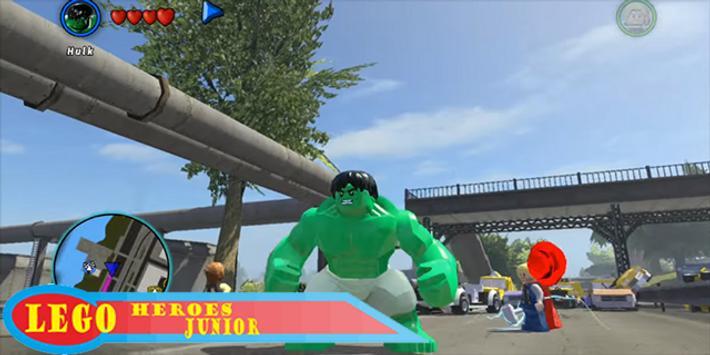 Gemstreak@ LEGO Super Bat Heroes screenshot 2