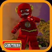 Gemstreak Of Lego Flash Heroes icon