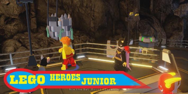 Gemstreak Of Lego Flash Heroes screenshot 2