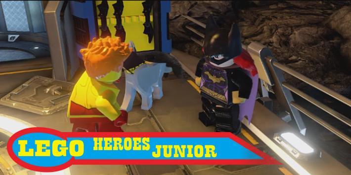 Gemstreak Of Lego Flash Heroes screenshot 3