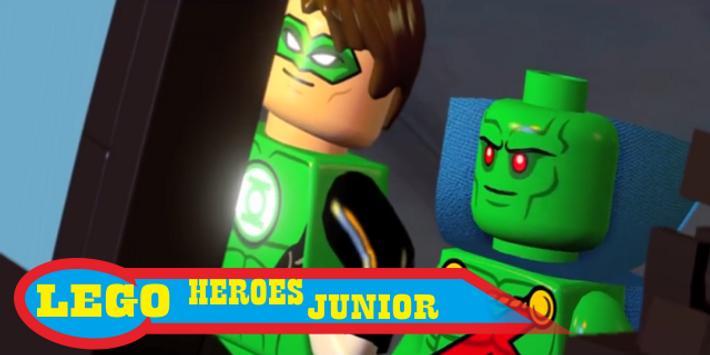 Gemstreak Of Lego Flash Heroes screenshot 4