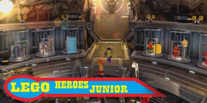 Gemstreak Of Lego Flash Heroes screenshot 6