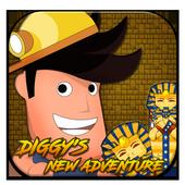 Diggi Go Flash Adventure icon
