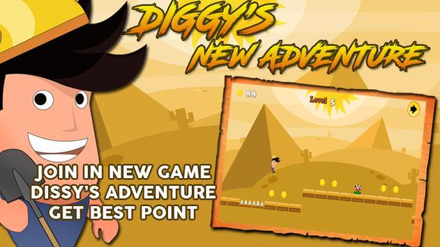 Diggi Go Flash Adventure apk screenshot