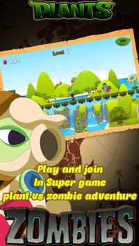 Heroes Run Plants And Zombies apk screenshot
