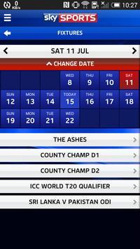 Sky Sports Live Cricket SC screenshot 3
