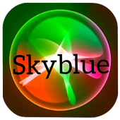 skyblue icon