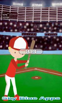 Baseball Games For Kids poster