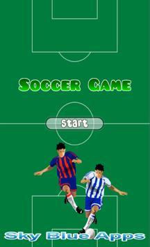 Soccer Games For Kids poster