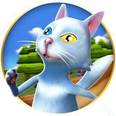 Kitty Run - Crazy Cats icon