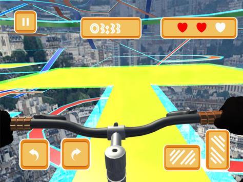 99% Impossible Bicycle Stunt screenshot 2