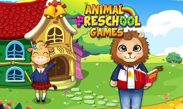 Pet Animal School Play & Learn poster