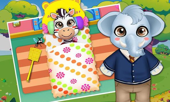 Pet Animal School Play & Learn apk screenshot