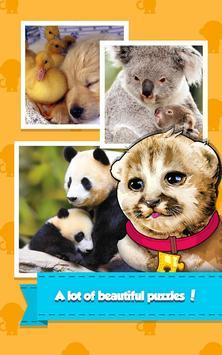 Animal Jigsaw Puzzle Kids Game screenshot 2