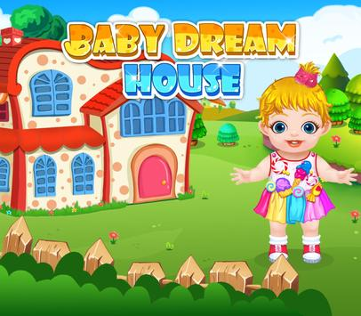 Dream House Makeover Kids Game apk screenshot