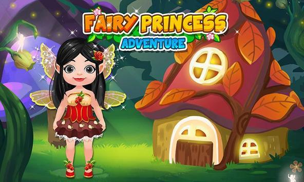 Fairy Village: Girls Adventure poster