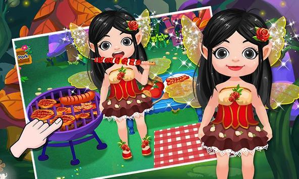 Fairy Village: Girls Adventure apk screenshot