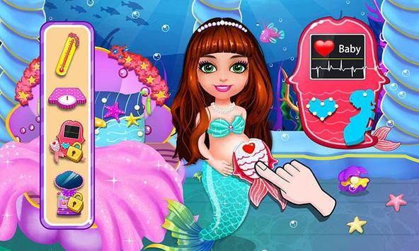Mermaid Mommy - New Ocean Baby apk screenshot
