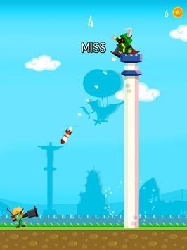 Rocket Hero Cannon Shooter apk screenshot