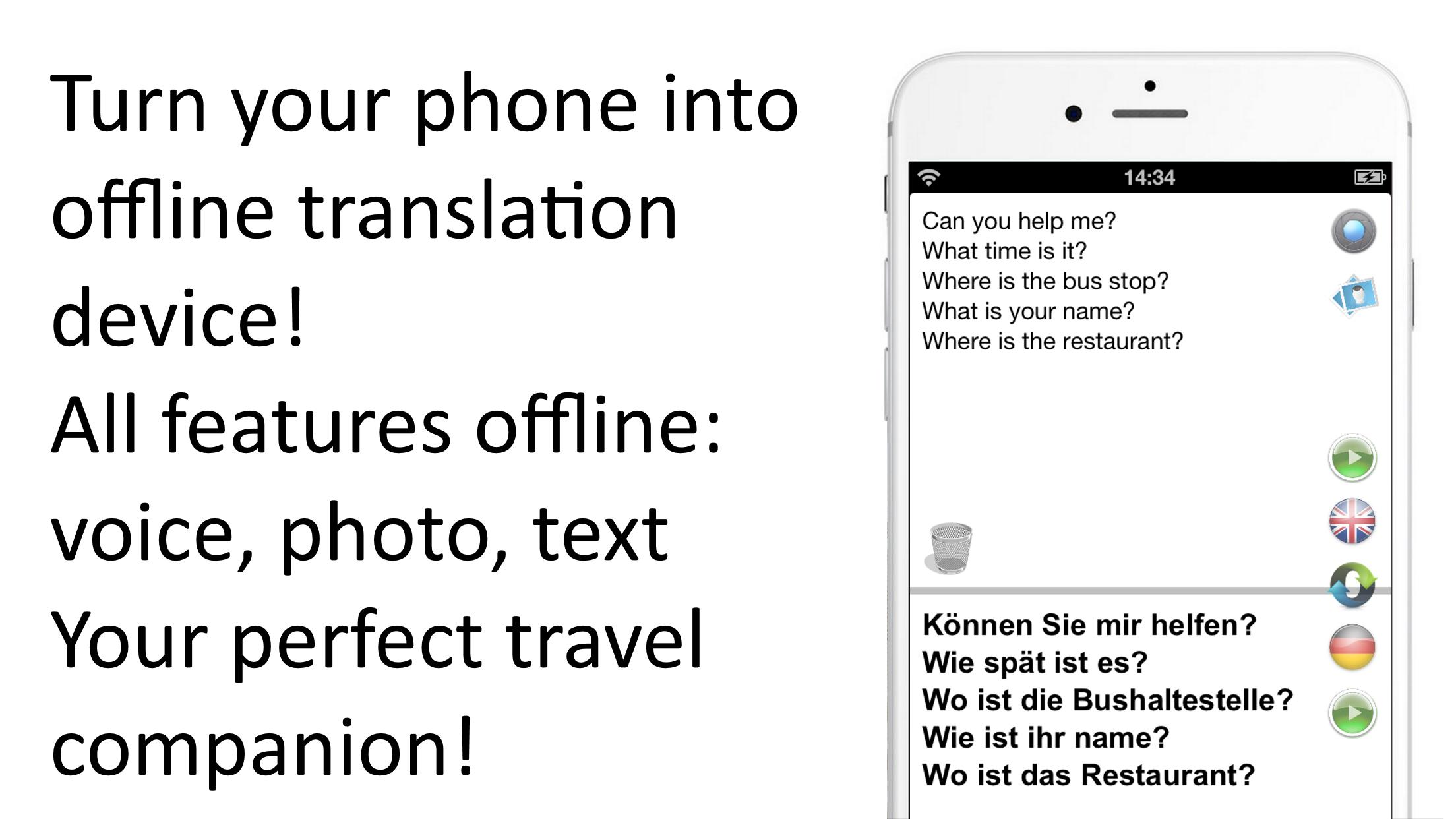 translate from german to english free translation