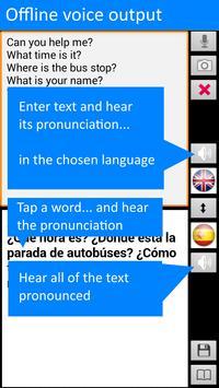 Traductor sin conexión: traducir inglés-español captura de pantalla 4