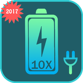 Super Fast battery Charger 10x icon