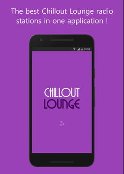 Chillout Lounge Music poster