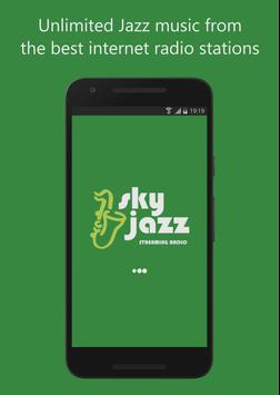 SkyJazz Radio poster