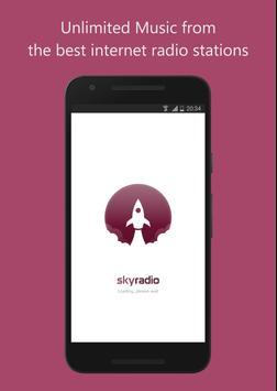SkyRadio poster