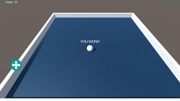 Roll a Ball Game screenshot 2
