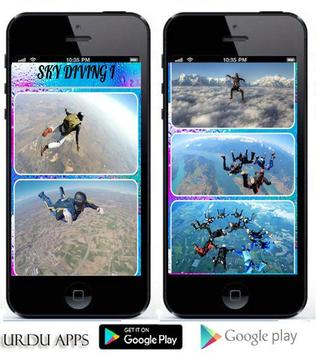 Guide Of SKY DIVING poster