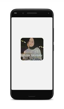 Lagu MP3 Nissa Sabyan + Lirik Terbaru poster