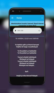 Lagu MP3 Nissa Sabyan + Lirik Terbaru screenshot 2